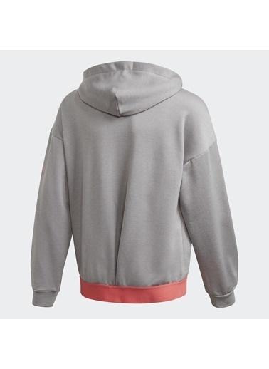 adidas Unisex Çocuk G Up2Mv A.R. Cu Sweatshirt GD3728 Gri